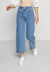 Abrand Jeans - STREET ALINE - Straight leg jeans - georgia - 2