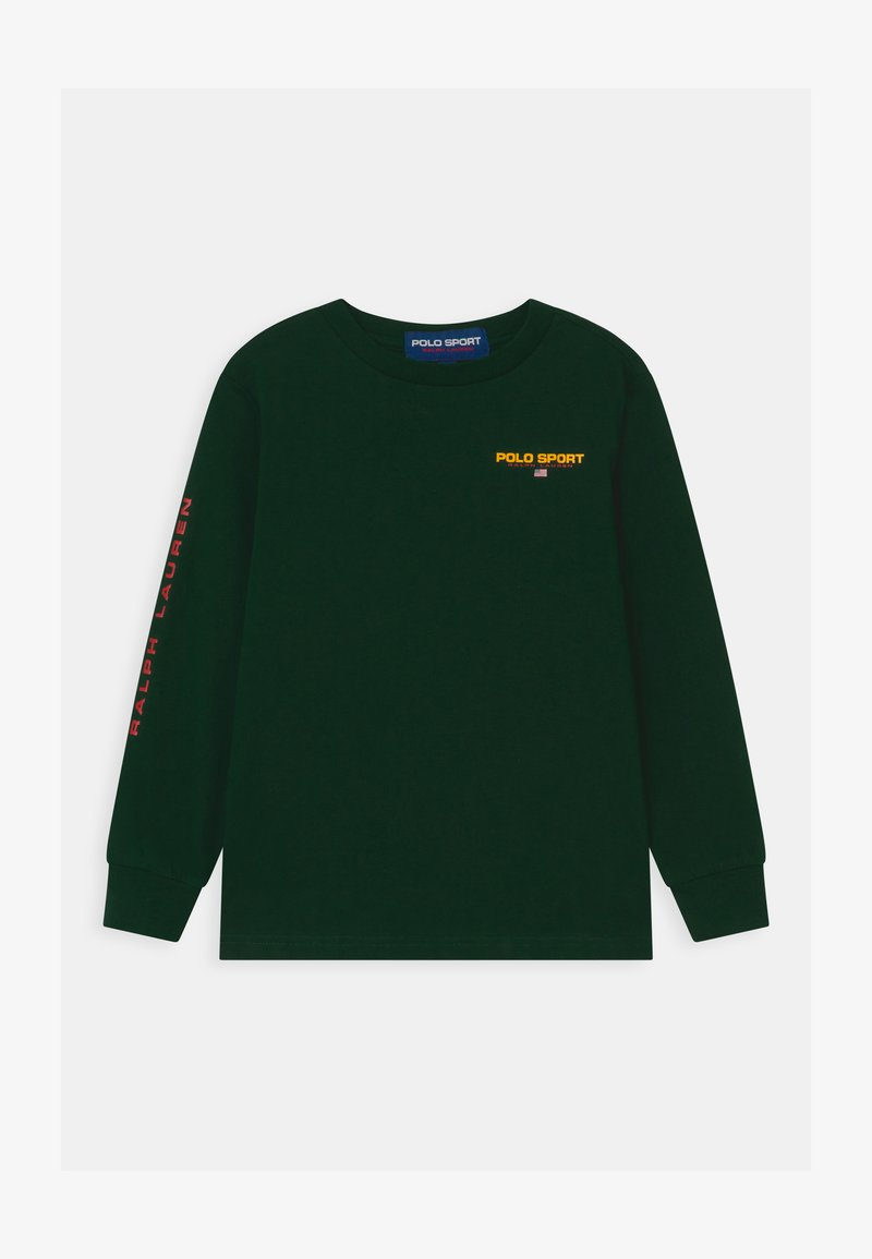 Polo Ralph Lauren - T-shirt à manches longues - college green