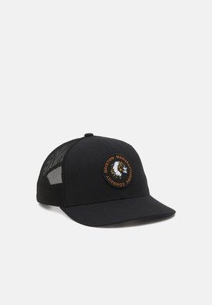 RIVAL STAMP - Cap - black