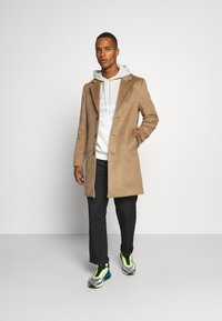 Nike Sportswear - HOODIE - Jersey con capucha - light bone/sail - 1