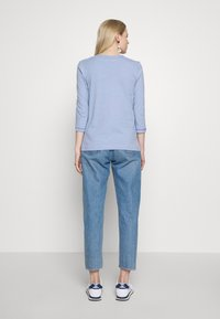 edc by Esprit - NEPPY - Long sleeved top - grey blue - 2