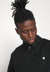 Carhartt WIP - MADISON JACKET  - Summer jacket - black - 3