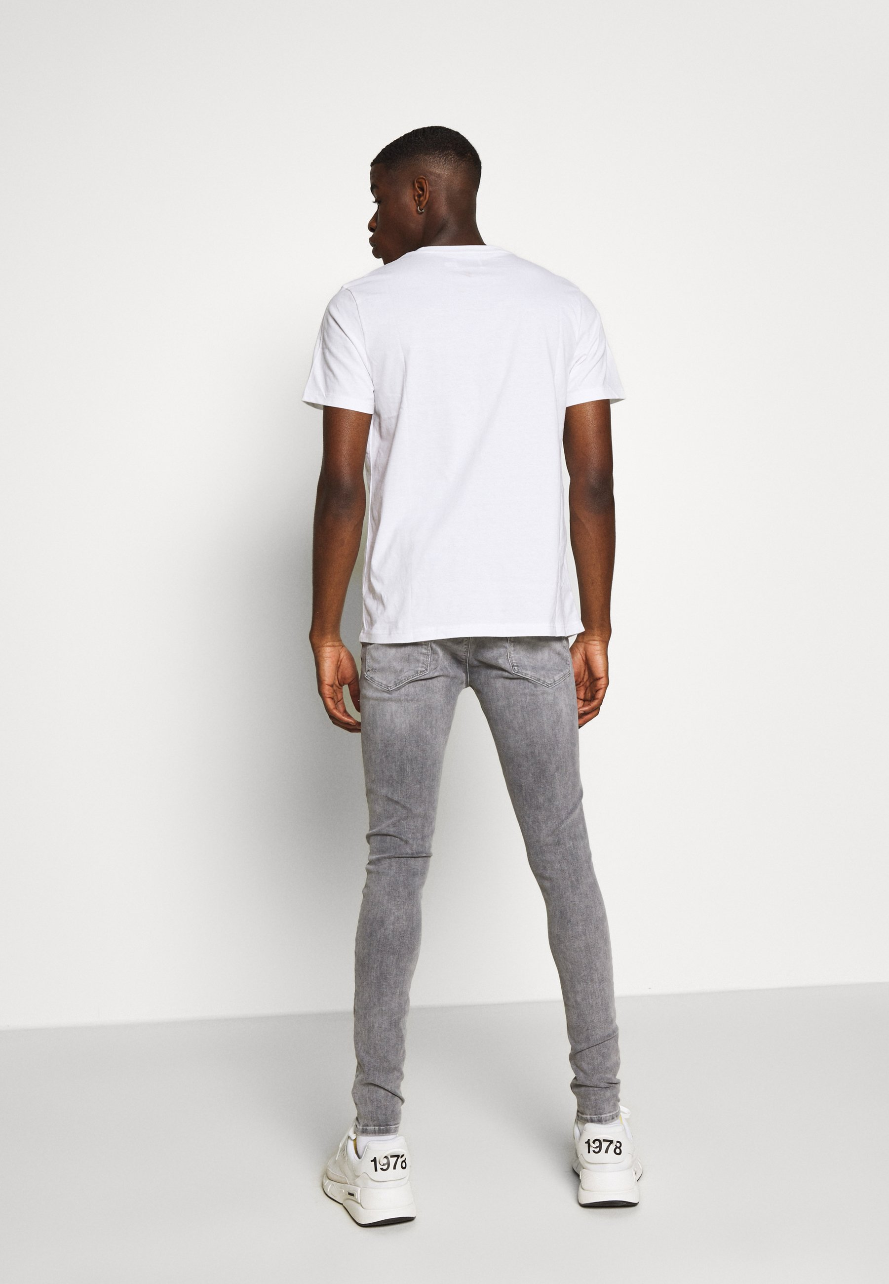 Gabba Jeans Skinny Fit - Grey Denim
