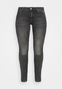 KARL LAGERFELD - SKINNY DENIM - Jeans Skinny - grey - 4