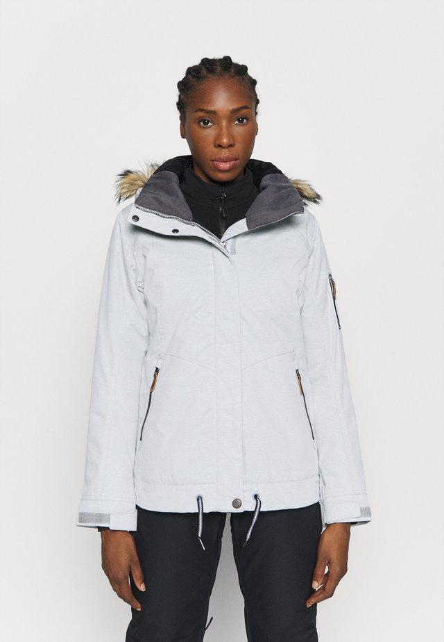 MEADE - Snowboardová bunda - heather grey