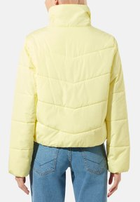 Vans - WM FOUNDRY V PUFFER MTE - Winter jacket - yellow pear - 1