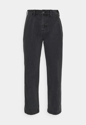 HARD WORK CARPENTER - Jeans straight leg - dusty black