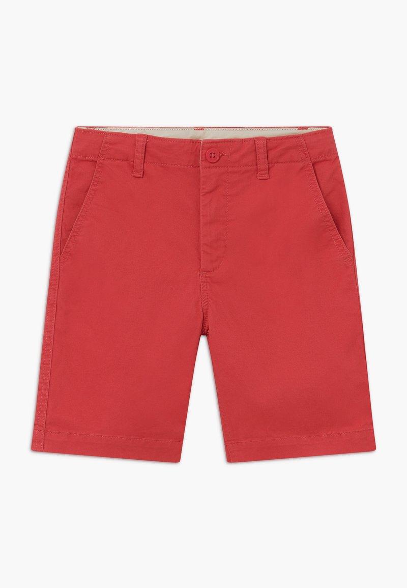 GAP - BOY - Kraťasy - weathered red