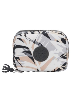 LAJAS - Kosmetiktasche - black/white/grey