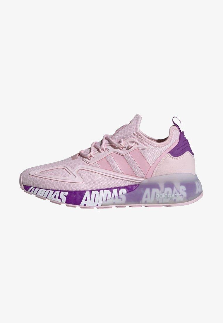 adidas Originals - ZX 2K BOOST SCHUH - Trainers - pink
