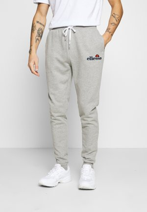 NIORO - Tracksuit bottoms - grey