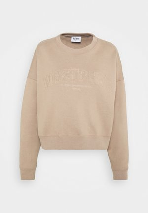 GINGER SWEATER - Sweatshirt - roasted beige