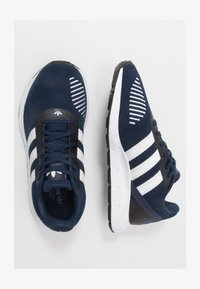 adidas Originals - SWIFT RUN - Sneakersy niskie - conavy/ftwwht/cblack - 1