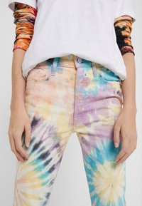 Mother - THE PANT - Bootcut jeans - swirling secrets - 7