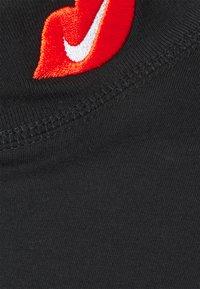 Nike Sportswear - TEE MOCK LOVE - Camiseta de manga larga - black - 6