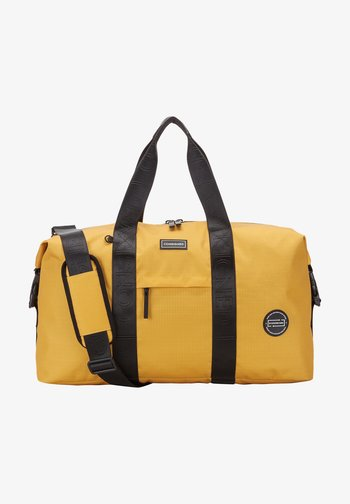 RE-CONSIGNED KIRK - Holdall - mustard