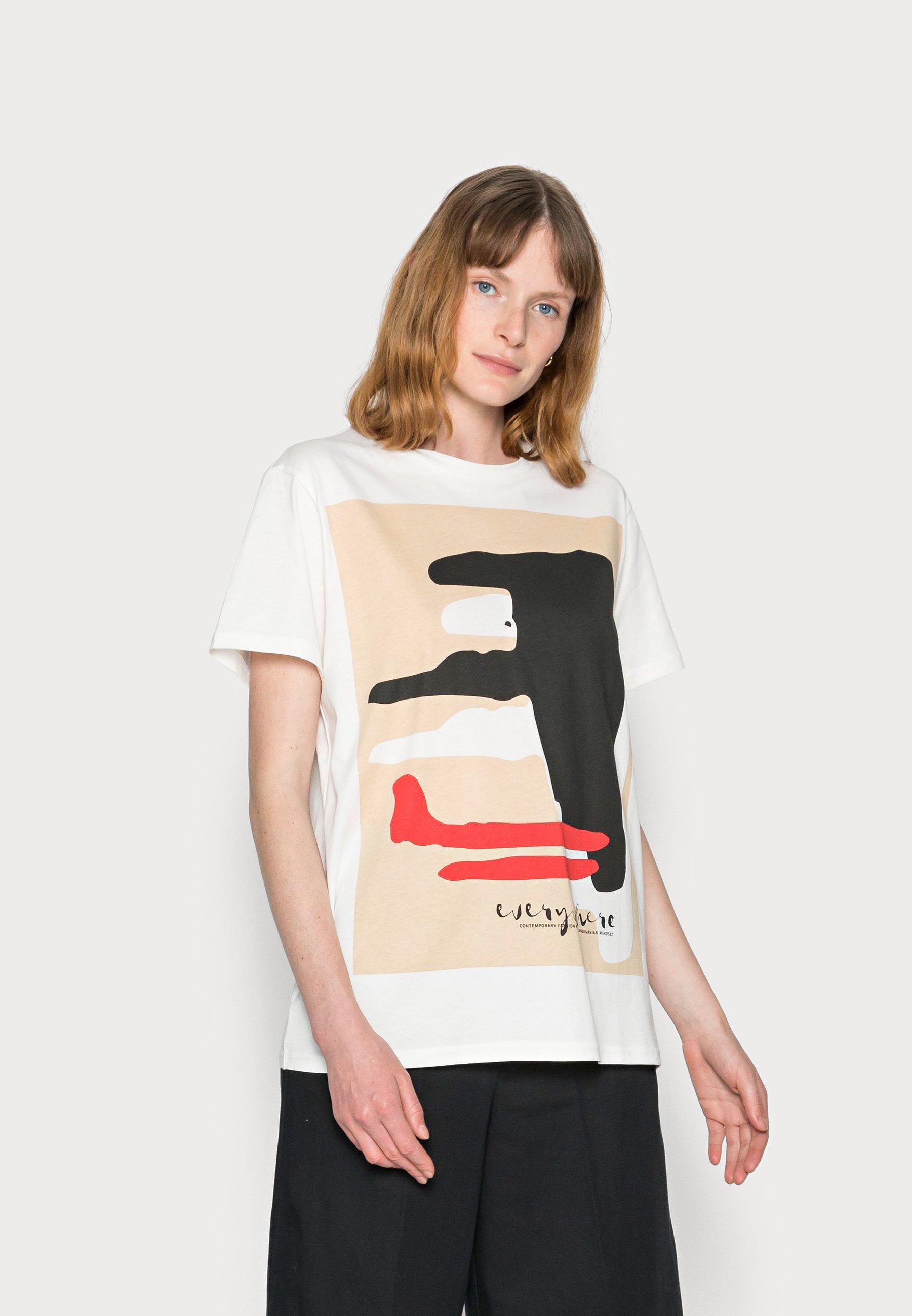 Women SHORT-SLEEVE - Print T-shirt