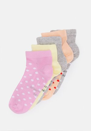 ONLINE CHILDREN ORGANIC QUARTER 10 PACK - Socks - sweet lilac