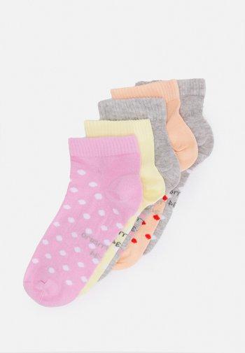 ONLINE CHILDREN ORGANIC QUARTER 10 PACK - Socks - sweet lilac