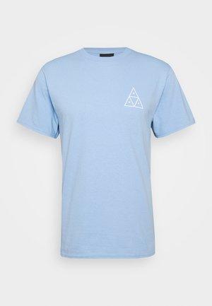 BOTANICAL GARDEN TEE - Print T-shirt - light blue