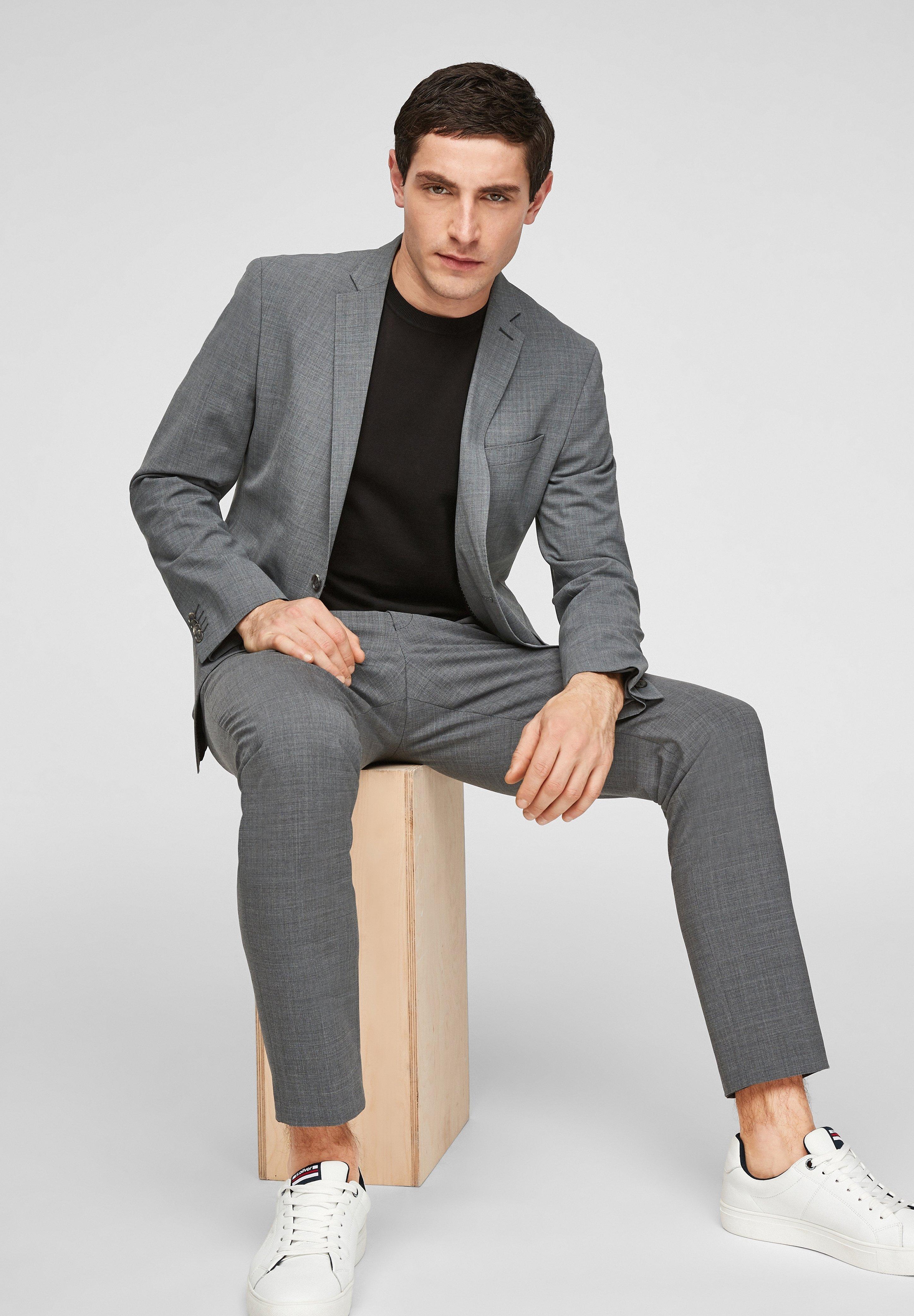 Homme SLIM : VESTON HYPER-STRETCH - Veste de costume