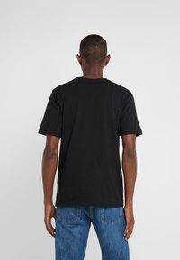 Damir Doma - TIES - T-shirts print - black - 2