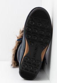 Moon Boot - MONACO WP - Vinterstøvler - denim blue - 6
