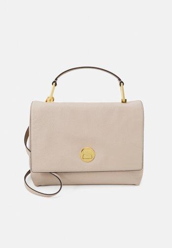 LIYA CROSSBODY - Handbag - powder pi/taupe