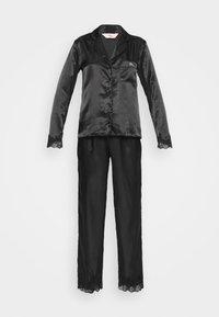 Boux Avenue - DARCIE REVERE PANT SET - Pyjamas - black - 4