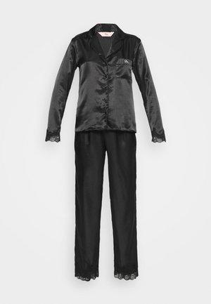 DARCIE REVERE PANT SET - Pyjama - black