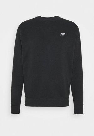 CLUB - Sweatshirts - black/dark grey