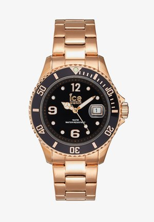 Watch - rosègold-coloured