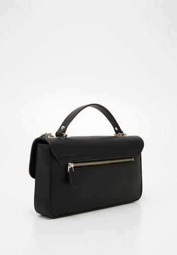 BELLE ISLE XBODY FLAP - Handbag - black