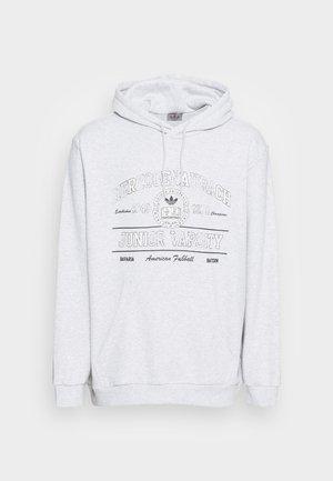 COLLEGE HOODY - Sweatshirt - light grey heather