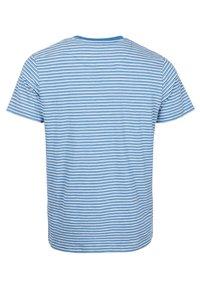 BY GARMENT MAKERS - T-shirt print - light blue - 2