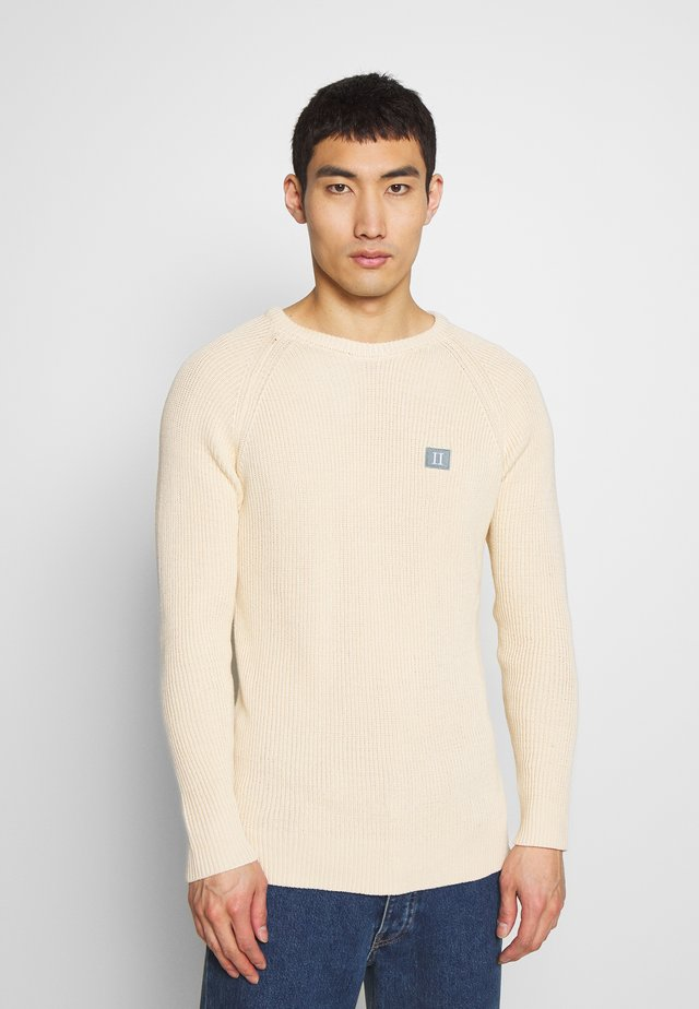 PIECE  KNIT - Jumper - off white