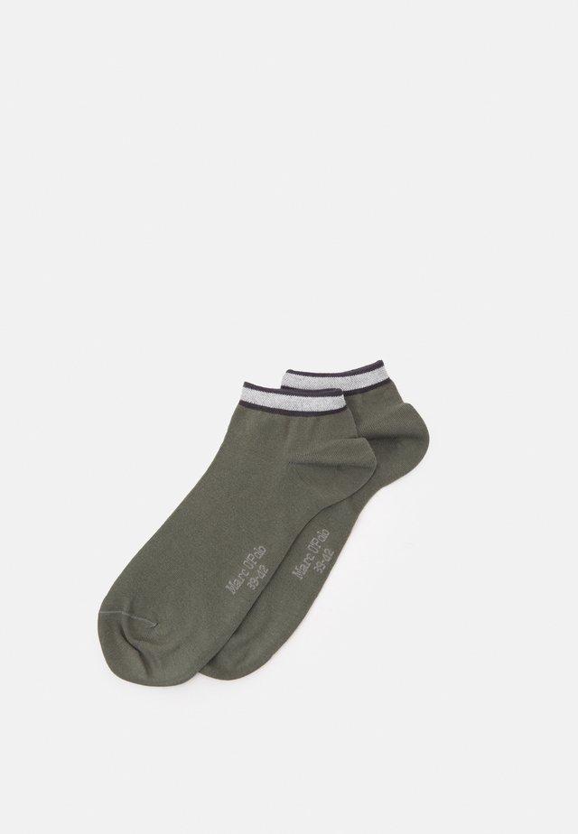 2 PACK - Ponožky - khaki