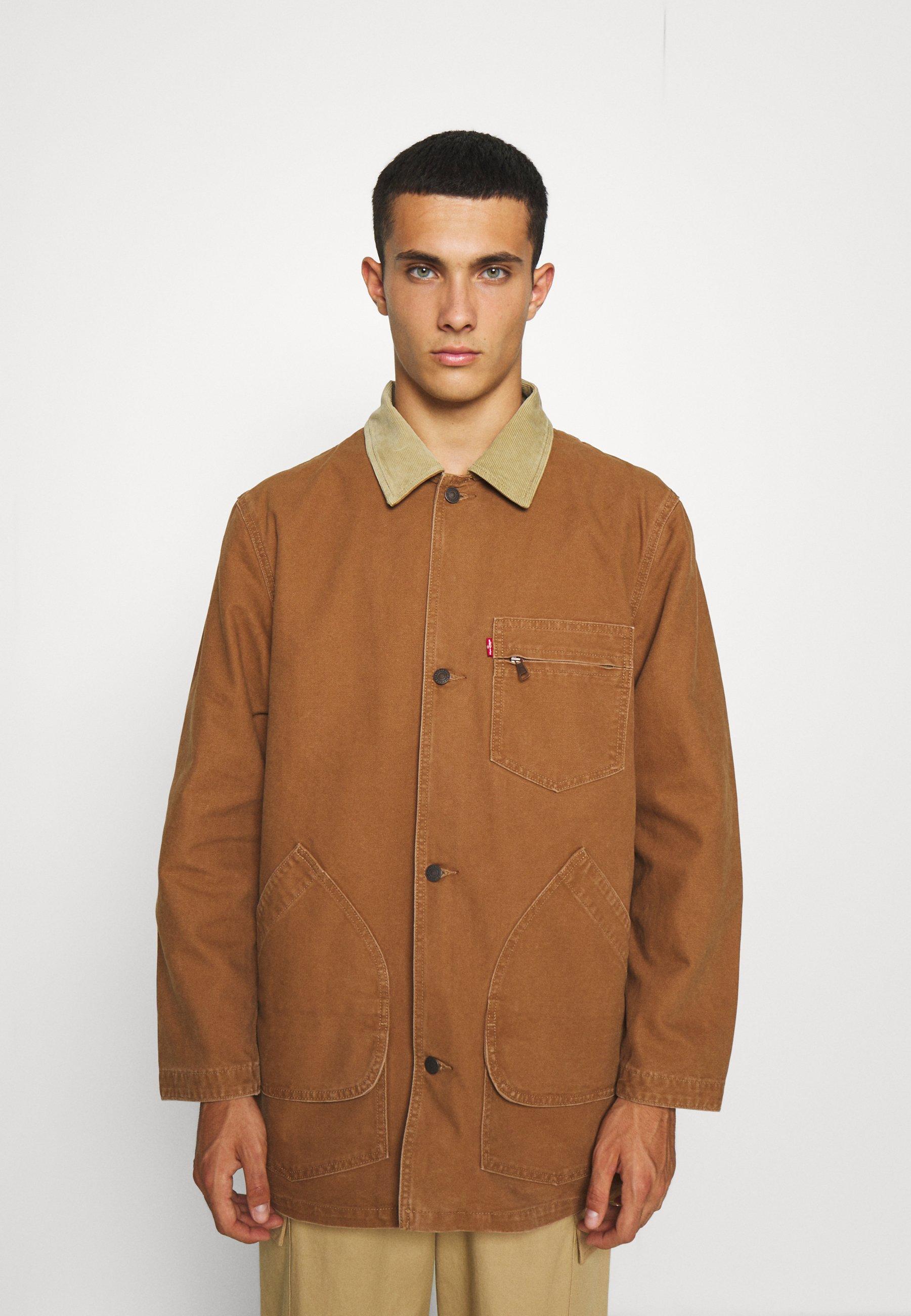 Women BRISBANE CHORE COAT UNISEX - Short coat