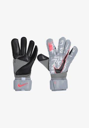 Goalkeeping gloves - grauschwarz