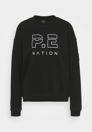 HEADS UP - Sweatshirt - black