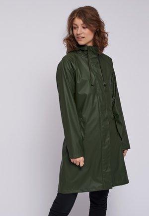 HMLJOY  - Waterproof jacket - forest night