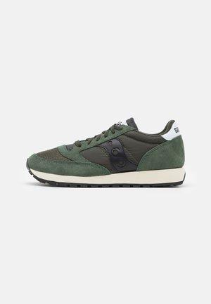 JAZZ VINTAGE UNISEX - Sneakers laag - dark green