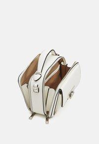 ALDO - ELLANE - Handbag - bright white/silver - 2