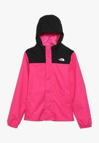 The North Face - RESOLVE  - Hardshell jacket - pink - 0