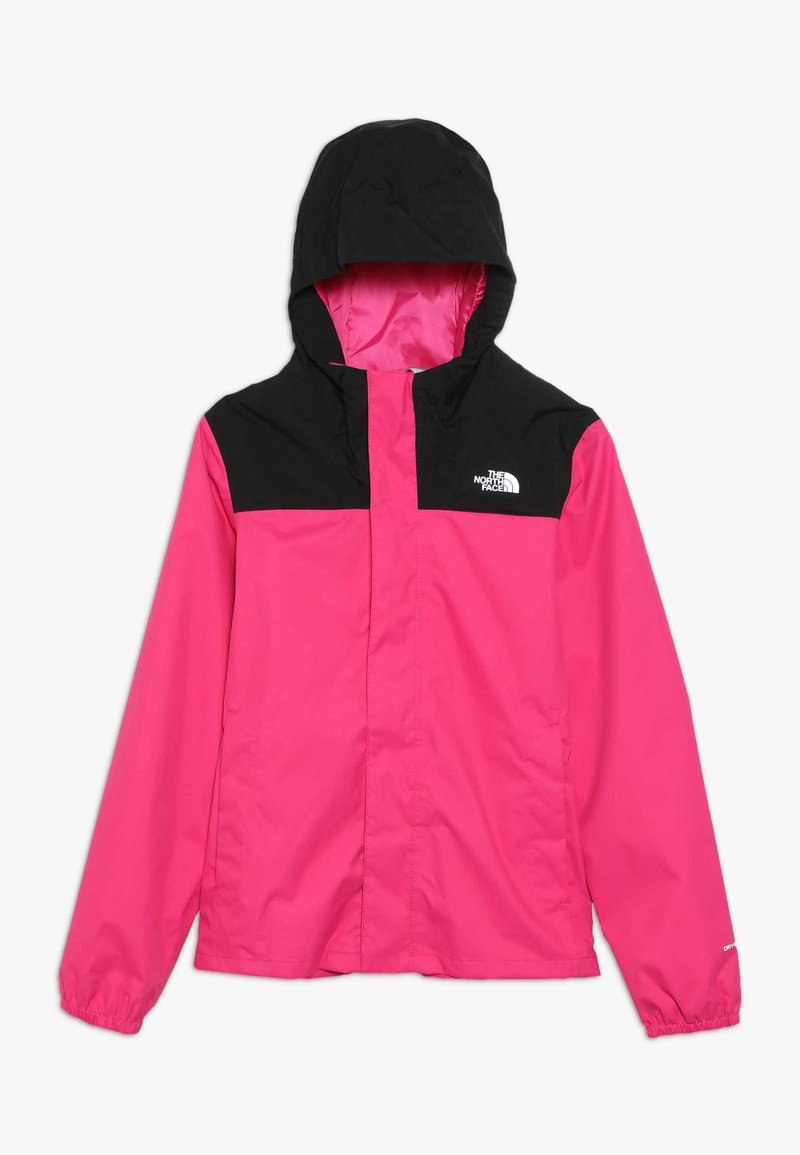 The North Face - RESOLVE  - Hardshell jacket - pink