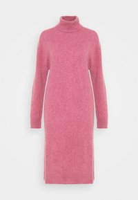 Samsøe Samsøe - AMARIS DRESS  - Jumper dress - pink melange - 4
