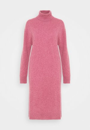 AMARIS DRESS  - Jumper dress - pink melange