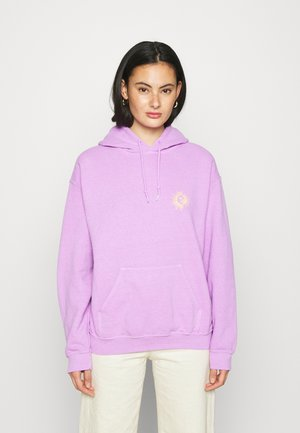 NATUREZA SKATE HOODIE - Hoodie - purple