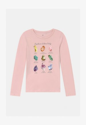 GIRL - Longsleeve - misty rose