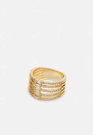 GEAWEN - Pierścionek - clear on gold-coloured